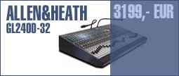 Allen & Heath GL2400-32