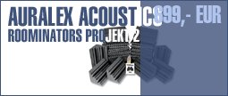 Auralex Acoustics Roominators Project 2
