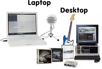 Laptop or Desktop