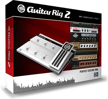 Native Instruments Guitar Rig 2