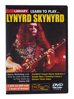 Music Sales Learn to Play Lynyrd Skynyrd