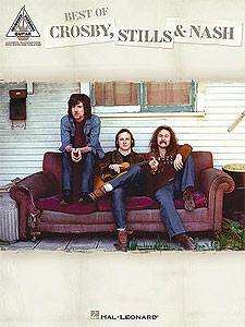 Hal Leonard Crosby, Stills & Nash Best Of
