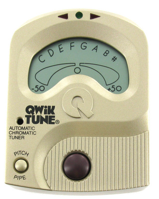 Qwik Tune QT 12 Chromatic Tuner