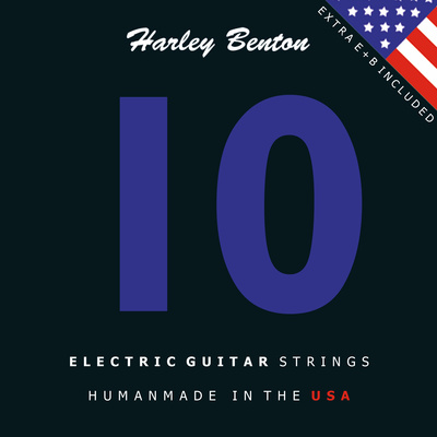 Harley Benton 10 USA Series