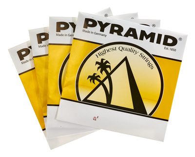 Pyramid Low G Tenor Ukulele Set