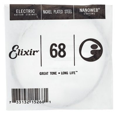 Elixir .068 Electric Guitar String