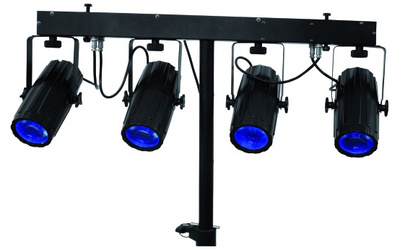 Eurolite LED QDF-Bar incl. Case