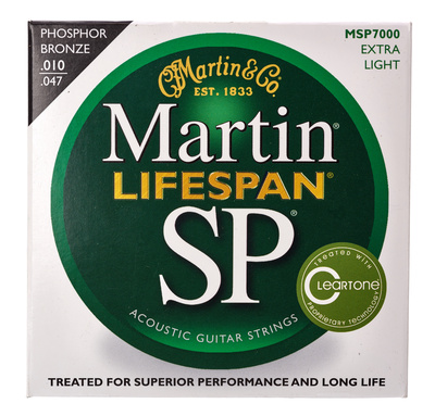 Martin Guitars SP Lifespan MSP 7000 Cleartone