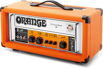 Orange CS50 Custom Shop