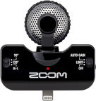 Zoom iQ5 black